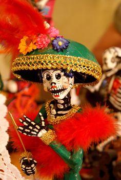 Catrina...Casa de la Cultura Puebla