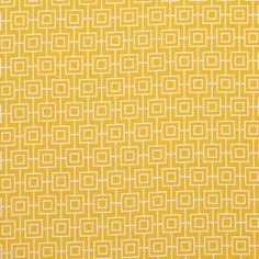 Warwick Fabrics : BONDI, Colour SUNSHINE
