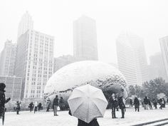 Cloud Gate Chicago by NealKumar