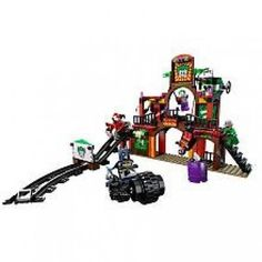 LEGO Super Heroes Dynamic Duo Funhouse Escape Set 6857