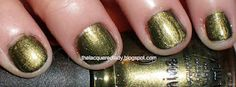 thelacqueredlady.blogspot.com - China Glaze Agro, Colors from the Capitol (Hunger Games) Collection