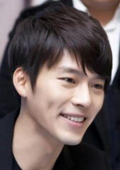 Hyun Bin's dimples make me want to pinch his cheeks! Hyun Bin, Asian Actors, Korean Actors, Korean Dramas, Mr Nice Guy, Asian Men Hairstyle, Joo Won, Cute Actors, Korean Star
