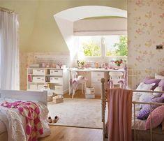12 habitaciones para pequeñas princesas · ElMueble.com · Niños
