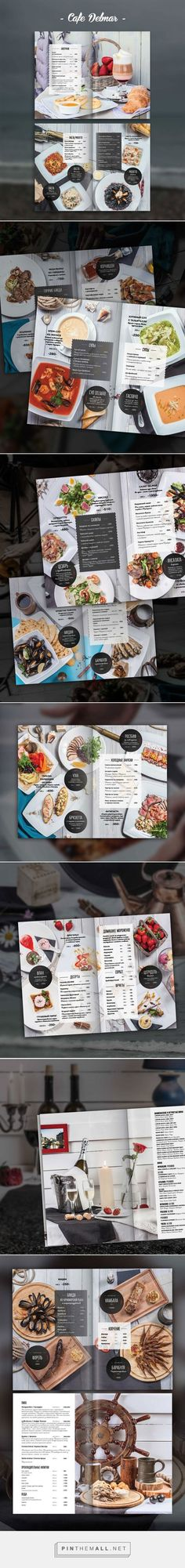 Photo & menu design for restaurant on Behance https://www.behance.net/gallery/40268491/Photo-menu-design-for-restaurant - created via https://pinthemall.net