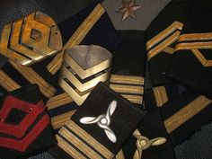 Portuguese shoulder insignia | Flickr - Photo Sharing!