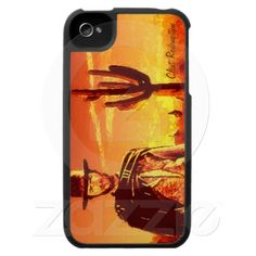 Clint Redemption iPhone 4 Case