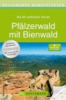 Wanderführer Pfälzerwald mit Bienwald
