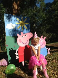 peppa 28 - Painel gigante