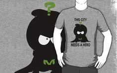 South park T-shirt http://www.redbubble.com/people/mysterion27/works/9334184-mysterion?grid_pos=7&p=t-shirt
