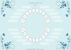 Zahnkalender 3 Teeth, Avantgarde, Kids, Diy Baby, Babys, Jasper, Image, Design, Calendar
