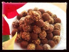 Cioccolatini di crema di castagne