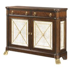I pinned this Lexington Williams Hall Chest from the English Manor Home event at Joss and Main!