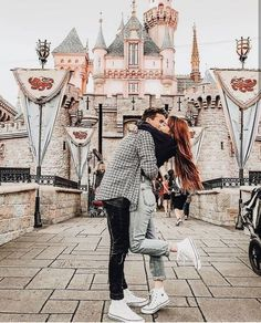 """Romantic Photography """"Disneyland Couples"""" Awesome Ideas - Savvy Ways About Things Can Teach Us Disney World Fotos, Disney World Pictures, Cute Disney Pictures, Cute Couple Pictures, Disney Pics, Disneyland Paris, Disneyland Couples, Disneyland Tickets, Disneyland Photos"""