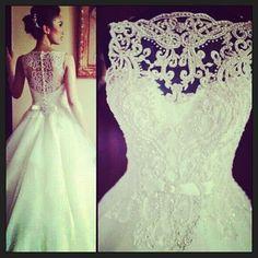 Geliklik detayları / lace / wedding dress / tulle / different details / bride details