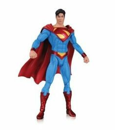 Action & Toy Figures Honest Superman Clark Kent Kal-el Anime Figure Pvc Figures Model Collection Action Toy Figures Toys Boys Girls Kids Lover Children Gift Low Price