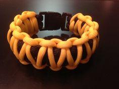 Paracord Nederlands, King Cobra armband