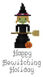 Little Witch Happy Halloween