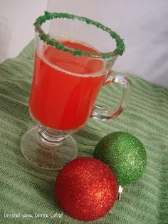 Holiday Punch (Kid friendly)