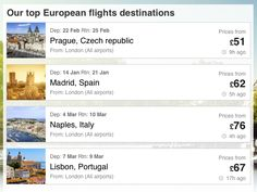 Learn how to find cheap flights by applying these simple yet super effective tips and tricks. You can get super cheap flights and save hundreds of dollars. Cheap Last Minute Flights, Find Cheap Flights, Madrid, Italy, How To Get, London, Vacation, Italia, Vacations