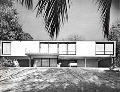 Casa Jorge A. Hammeken, Col. San Ángel Inn. México, DF 1961 Arq. Augusto H. Álvarez Foto. Guillermo Zamora