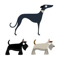 Nice dog graphics.
