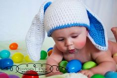 Easter Photography idea for babies