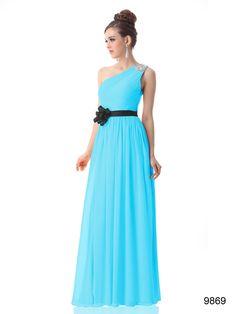 Ever Pretty Padded One Shoulder Flower Rhinestones Evening Dress 09869 59f29f87c1f4
