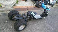 Saitama, Monster Trucks, Cart, Vehicles, Motorbikes, Covered Wagon, Car, Vehicle, Strollers