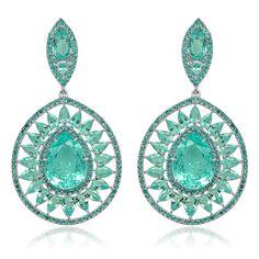 SUTRA Paraiba Earrings