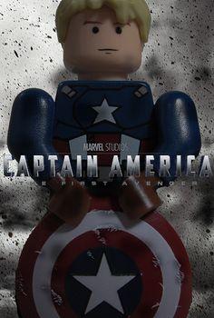 Captain America Movie Poster   Flickr - Photo Sharing!