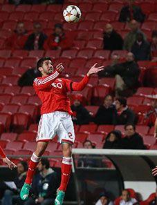 Lisandro Lopez, Benfica