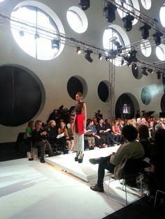 Ravensbourne BA Fashion Show