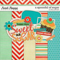 A Spoonful Of Sugar by Libby Pritchett