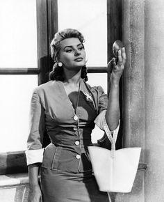 Sophia Loren 1953