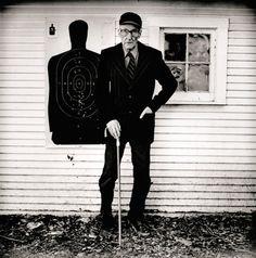 William Burroughs - Anton Corbijn