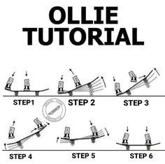 How to Ollie Beginner Skateboard, Skateboard Videos, Skateboard Deck Art, Penny Skateboard, Skateboard Design, Skateboard Girl, Skate Bord, Skate Photos, Cool Skateboards