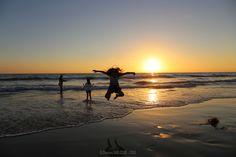 Moonlight State Beach, Encinitas #California #Moonlight #Sunset #Photography #Encinitas #Canon #6D