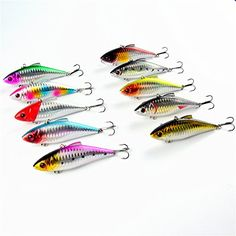 jigging spoon artificial bait sea fishing jig lures fish fishing, Reel Combo