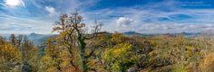 https://flic.kr/p/AvsHLH | Hegau Panorama | Aufgenommen auf dem höchsten Punkt von der Burgruine Hohenkrähen in der Nähe von Singen. Das Bild wurde aus mehreren Aufnahmen mit Photoshop zusammen gefügt.