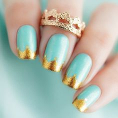 Tiffany Princess Nails!