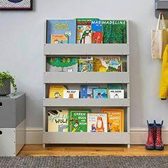 Kinderbücherregal von Tidy Books in Grau hier online kaufen!