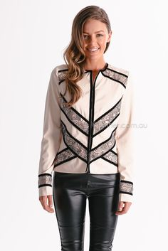 Esther deco jacket