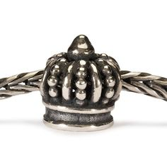 Retired Crown - Trollbeads museum bead