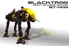 Blacktron strikes back