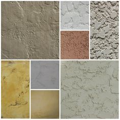 There are more textures and finishes that stucco has to offer than you might think, more than 50, in fact. Here is a list of the more popular ones and descriptions...