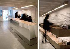 Commercial Design, Commercial Interiors, Reception Counter, Retail Interior, Retail Design, Store Design, Desk, Interior Design, Furniture