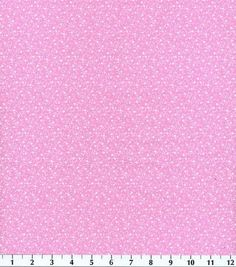 Keepsake Calico Fabric Etchings Vine Pink, , hi-res