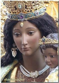 of the Forsaken & Baby Jesus) - Patroness of Valencia, Spain Blessed Mother Mary, Queen Mother, Valencia City, Valencia Spain, Philippines Culture, Culture Clothing, Lady Of Fatima, Madonna And Child, Divine Feminine