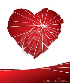 Tattoo heart broken grief 18 ideas for 2019 Broken Heart Tattoo, Broken Heart Drawings, Broken Heart Art, Shattered Heart, Lion Sketch, Geometric Nature, You Broke My Heart, Healing Heart, Photo Heart