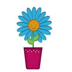 "Photo from album ""Kiddy Zone"" on Yandex. Friendship Flowers, Flower Pots, Yandex Disk, Clip Art, Scrapbook, Album, Play, Graphics, Spring"